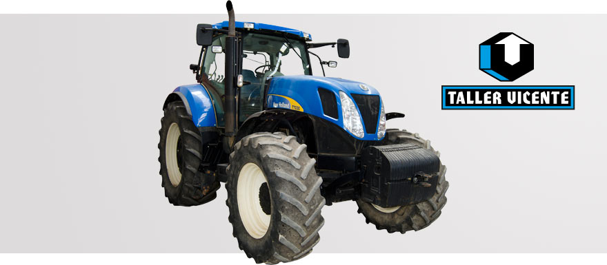Tractor New Holland T7030